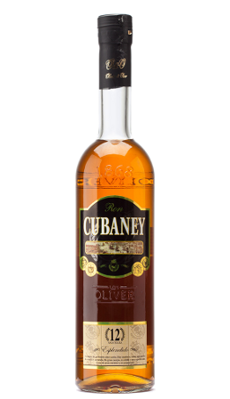 Cubaney Gran Reserva 12 Años Solera