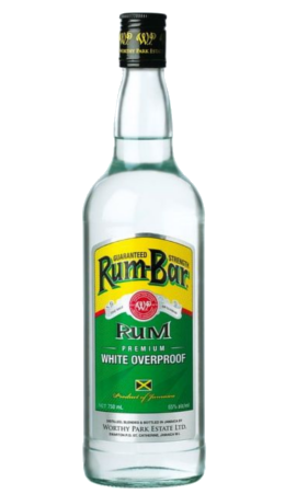 Worthy Park Rum - Bar White Overproof